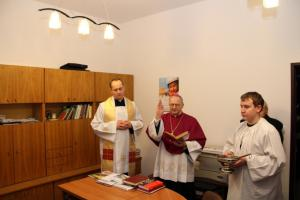 Galeria Wizytacja biskupa
