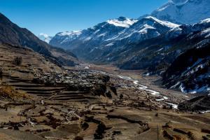 Galeria Rowerem przez Himalaje