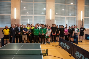 Galeria Turniej Tenisa 2018